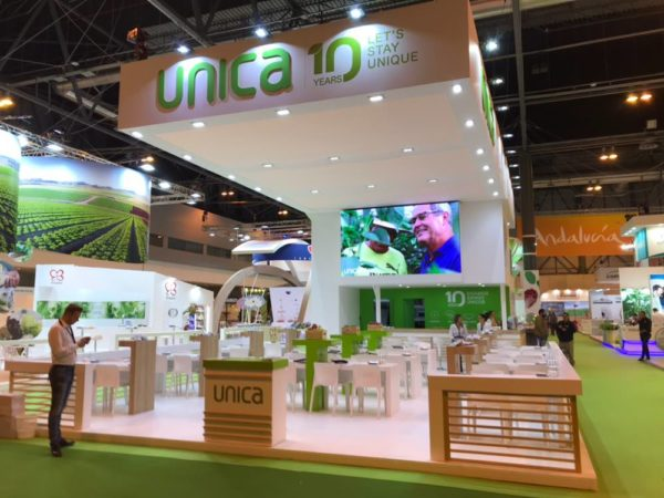 stand unica fruit attraction